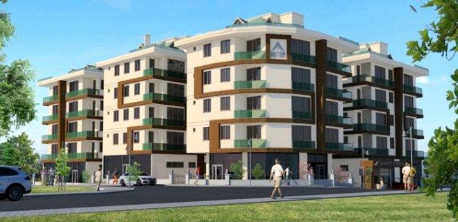 BRY Yapı Şebboy Konutları Projesi ve Fiyat Listesi