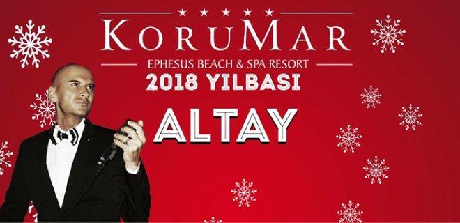 2018 Yılbaşı Programı Korumar Ephesus Resort İzmir Altay Konseri