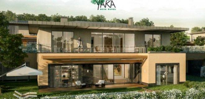 Nurol - Mesa Yapı Yeşilyaka Villaları Projesi ve Fiyat Listesi