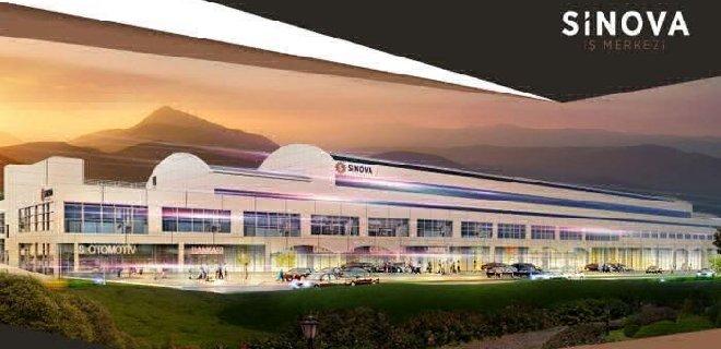 Ankara Sinova İş Merkezi Projesi ve Fiyat Listesi
