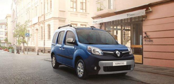 Renault Kangoo 10 Bin TL Peşinat Kampanyası