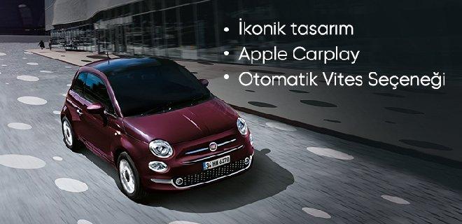 Fiat 500 İndirim Kampanyası