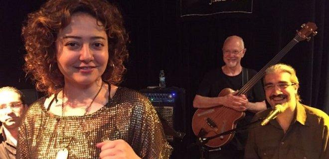 14 Şubat 2018 Sevgililer Günü Nardis Jazz Club Los Amigos De Herman Feat. Gökçe Hilal Konseri