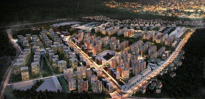Sur Yapı Antalya Turkuaz Projesi ve Fiyat Listesi