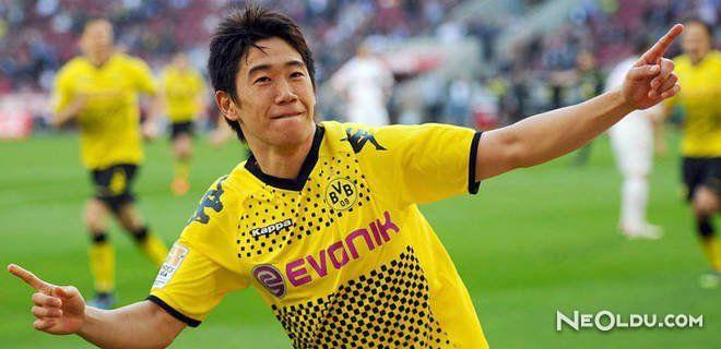 Shinji Kagawa Kimdir