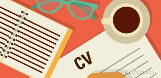 Etkili CV Hazırlama Rehberi