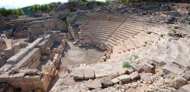 Rhodiapolis Antik Kenti Hakkında Bilgi