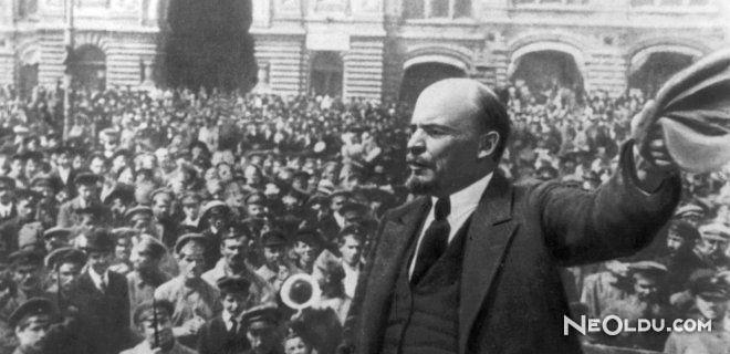 Rusya'da Bolşevik İhtilali