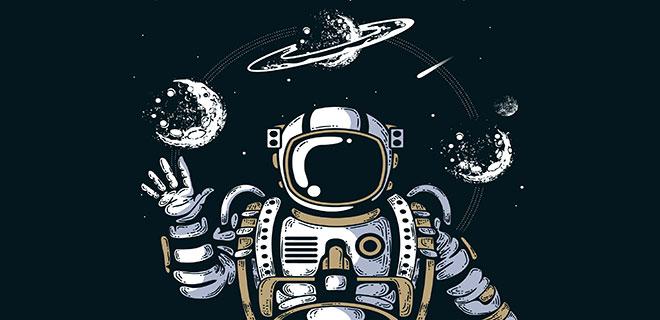 Astronotların Ağzından Uzay Hakkında Şok Edici 25 Gizli Bilgi