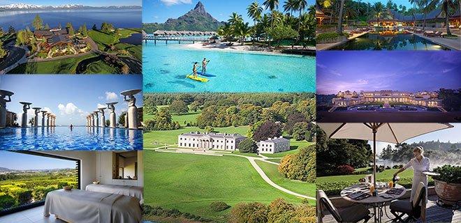 Dünyanın En İyi 40 Oteli