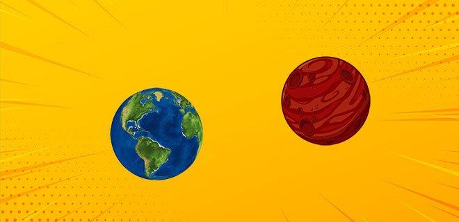Mars'ın Dünya ile Benzerliğini Ortaya Koyan 8 Gerçek!