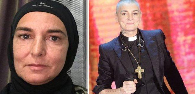 Ünlü Rock Yıldızı Sinead O'Connor Müslüman Olup İsmini Değiştirdi!