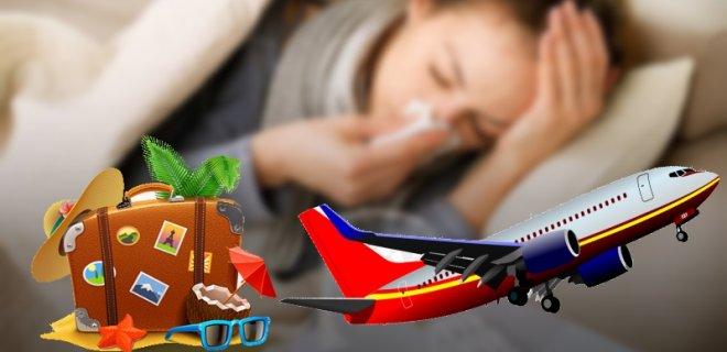 Seyahat Ederken Hasta Olmayın! Hava Değişimine Karşı 8 Tavsiye