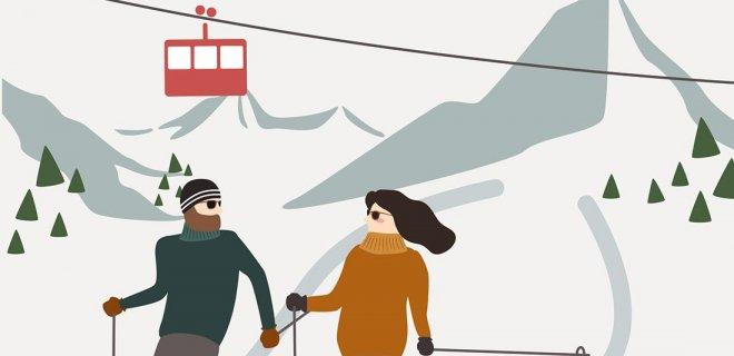 Kayak veya Snowboard Yapabileceğiniz Dünyanın En Muhteşem 8 Yeri