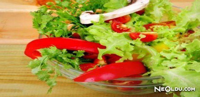Sağlıklı Salata Tarifleri