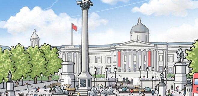 Londra'da Ücretsiz Ziyaret Edilebilecek En Popüler 10 Müze