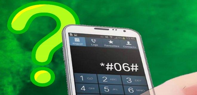 Akıllı Telefonlarda 3 Adımda IMEI Sorgulatma!
