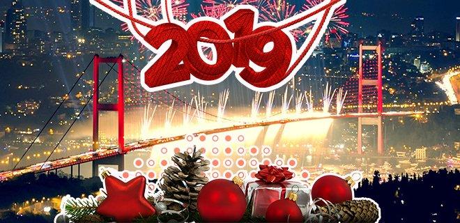 2019 Resimli Yeni Yıl Mesajları ve Yılbaşı Kutlama Mesajları