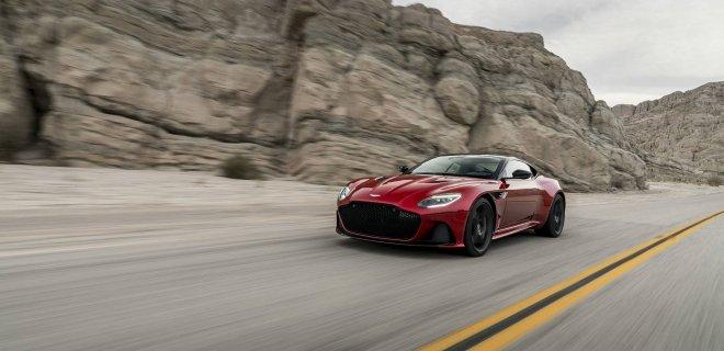 Aston Martin DBS Superleggera 2019 - Donanım, Fiyat ve Özellikleri