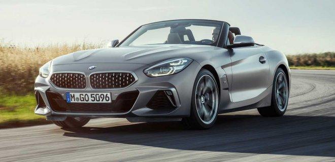 BMW Z4 2019 - Donanım, Fiyat ve Özellikleri