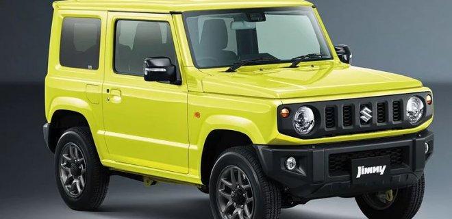 Suzuki Jimny 2019 - Donanım, Fiyat ve Özellikleri