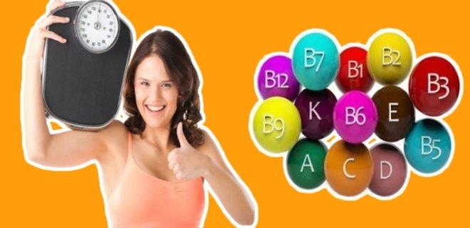 Hangi Vitamin ve Mineraller Kilo Aldırır?