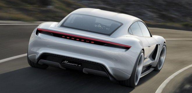 Porsche Mission E 2019 - Donanım, Fiyat ve Özellikleri
