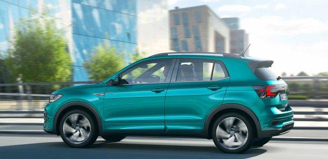 Volkswagen T-Cross 2019 - Donanım, Fiyat ve Özellikleri