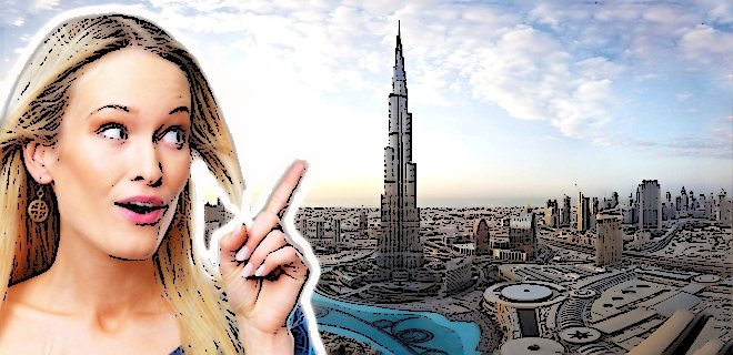 Dünyanın En Yüksek 15 Binası!