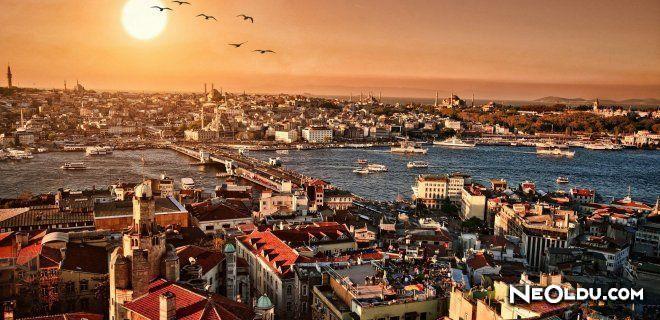 İstanbul'un Muazzam Manzaraya Sahip 12 Yeri