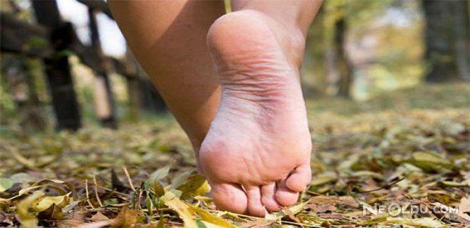 Yalın Ayak Yürümenin Zararları