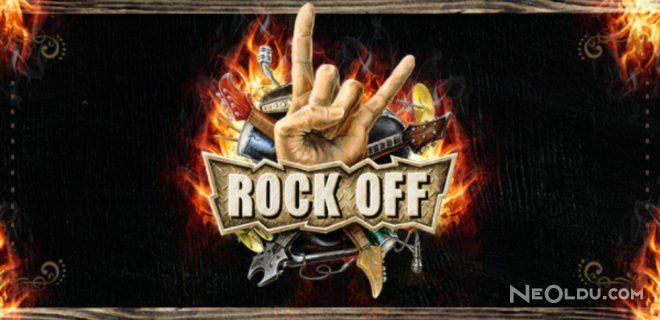 Rock Off Fırtınası Başlıyor