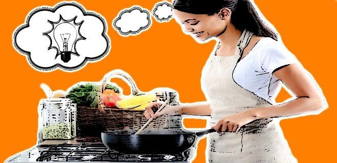 Mutfakta İşinizi Kolaylaştıracak Püf Noktalar