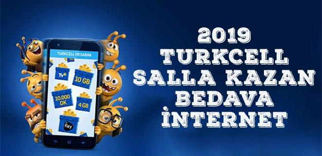 Turkcell Salla Kazan 2019 Nasıl Yapılır?