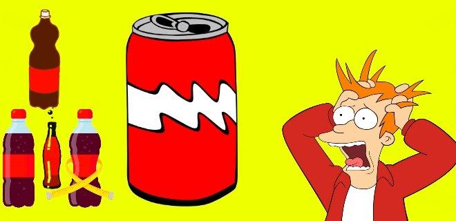 Gazlı İçeceklerin Zararları - Asitli İçeceklerin İnsan Sağlığına 14 Zararı!