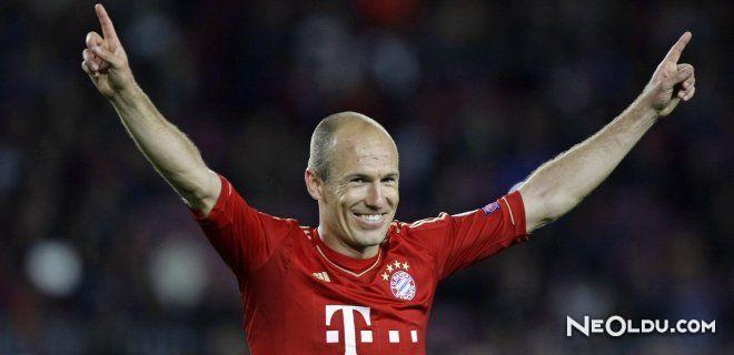 Arjen Robben kimdir