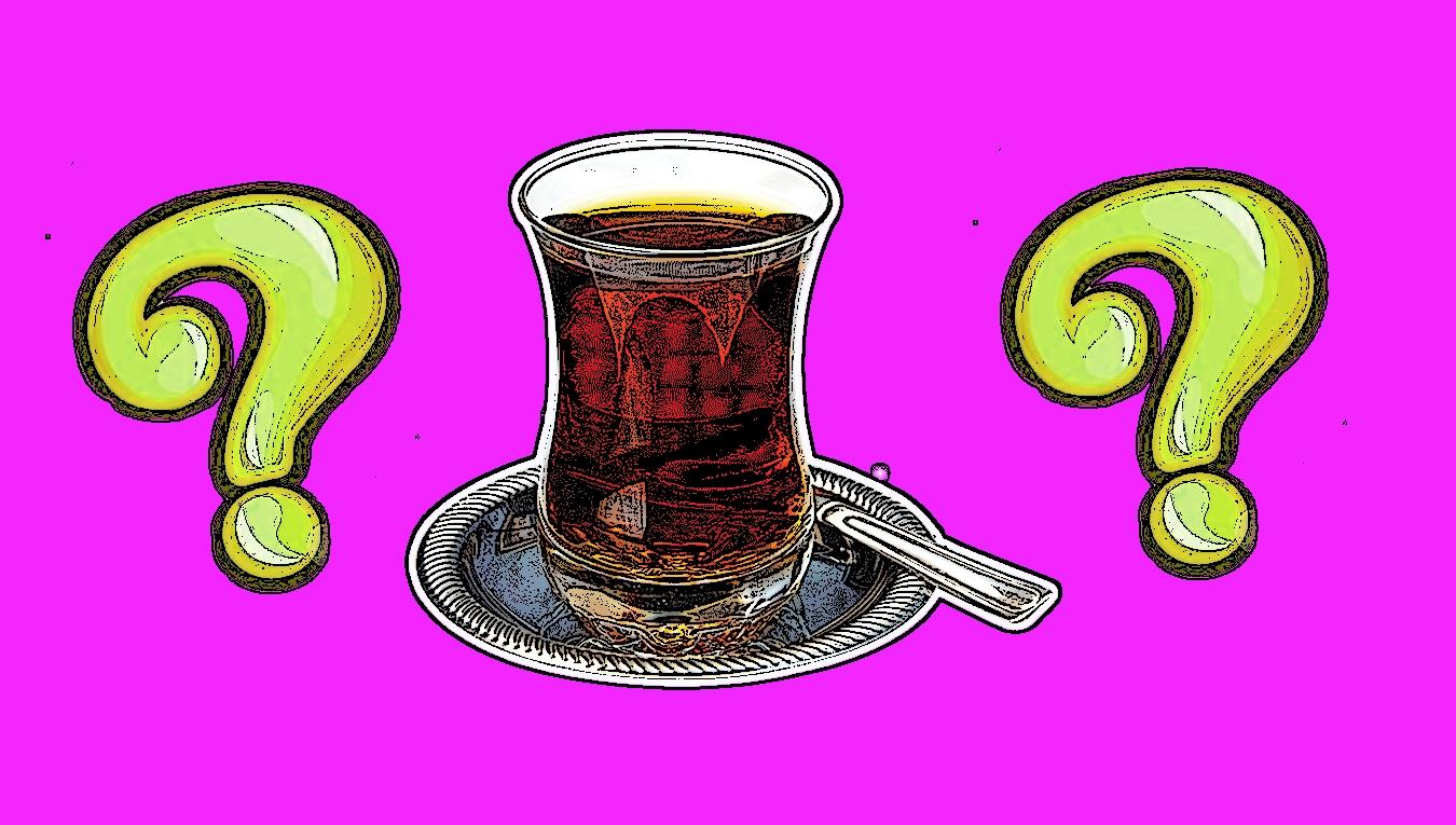 Çay Hakkında Her Şey