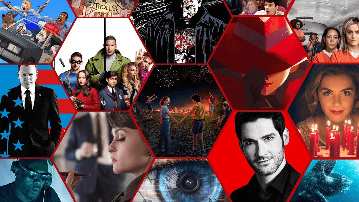 Netflix Dizileri - En İyi ve En Çok İzlenen 40 Netflix Dizi Önerisi