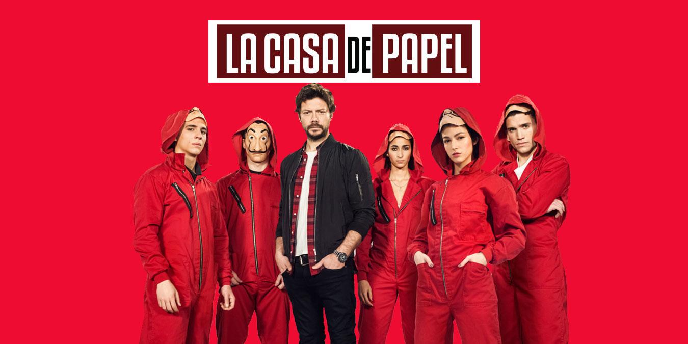 Netflix La Casa De Papel Dizisi Hakkında Bilgiler ve İzleyici Yorumları