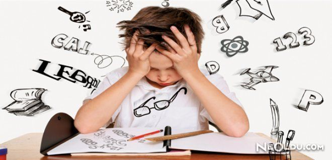 Çocuklarda Öğrenme Güçlüğü Nasıl Anlaşılır?