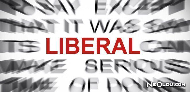 Liberalizm Nedir?