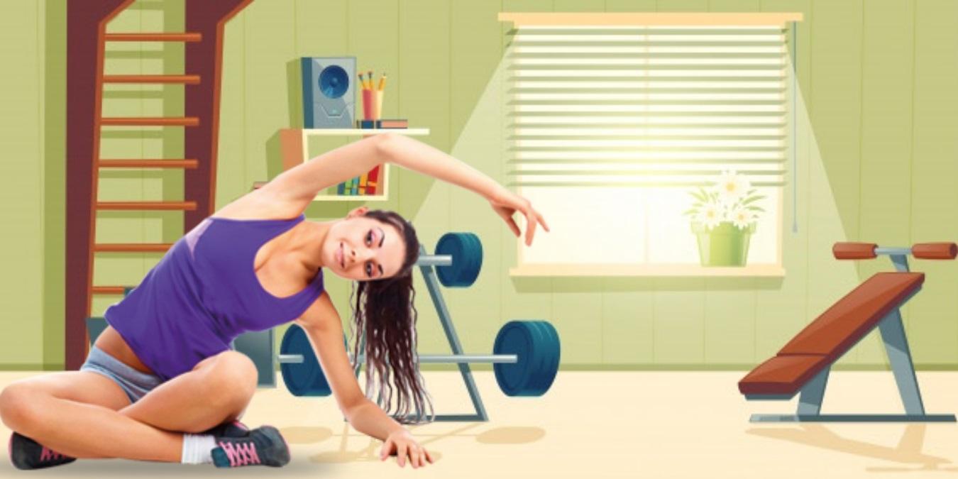 Evde Egzersiz Yapmanın Püf Noktaları
