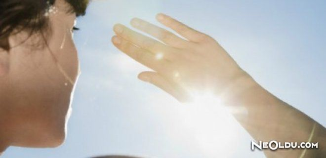Güneş Çarpması Problemi