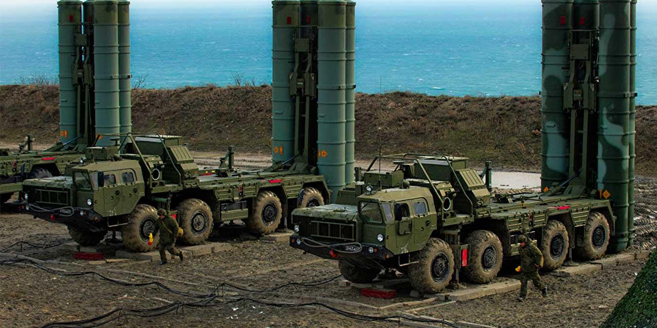 Pentagon'dan Türkiye'ye S-400 Konusunda Tehdit Gibi Uyarı