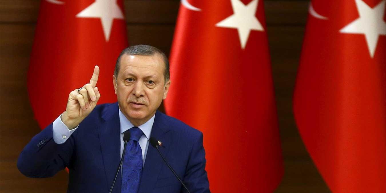 Cumhurbaşkanı Erdoğan CHP'ye Uzay Ajansı Eleştirisi