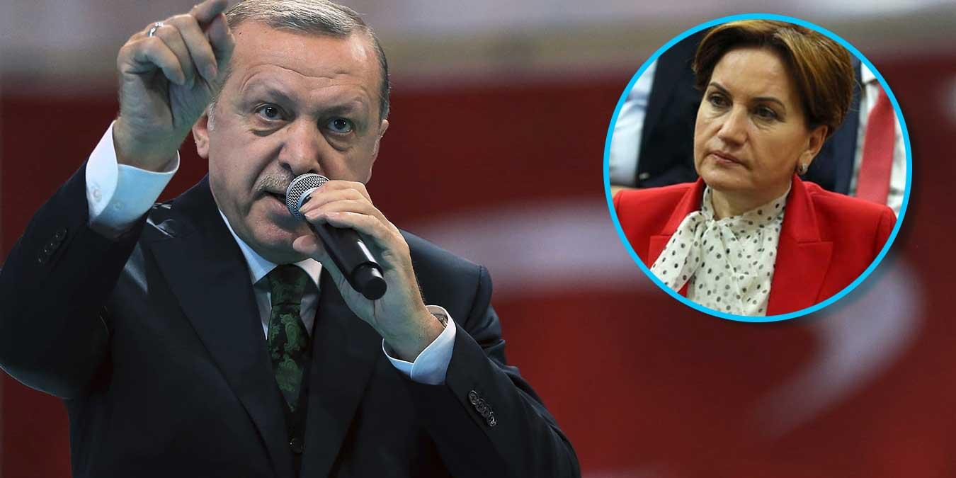 Cumhurbaşkanı Erdoğan Akşenere: Utan Utan! Avukatlarımı Görevlendirdim!