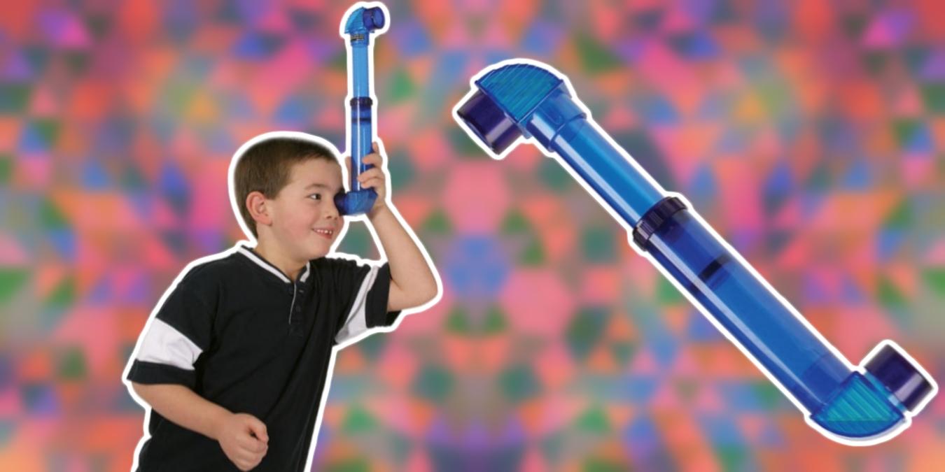 Periskop ve Kaleydoskop Nasıl Yapılır?