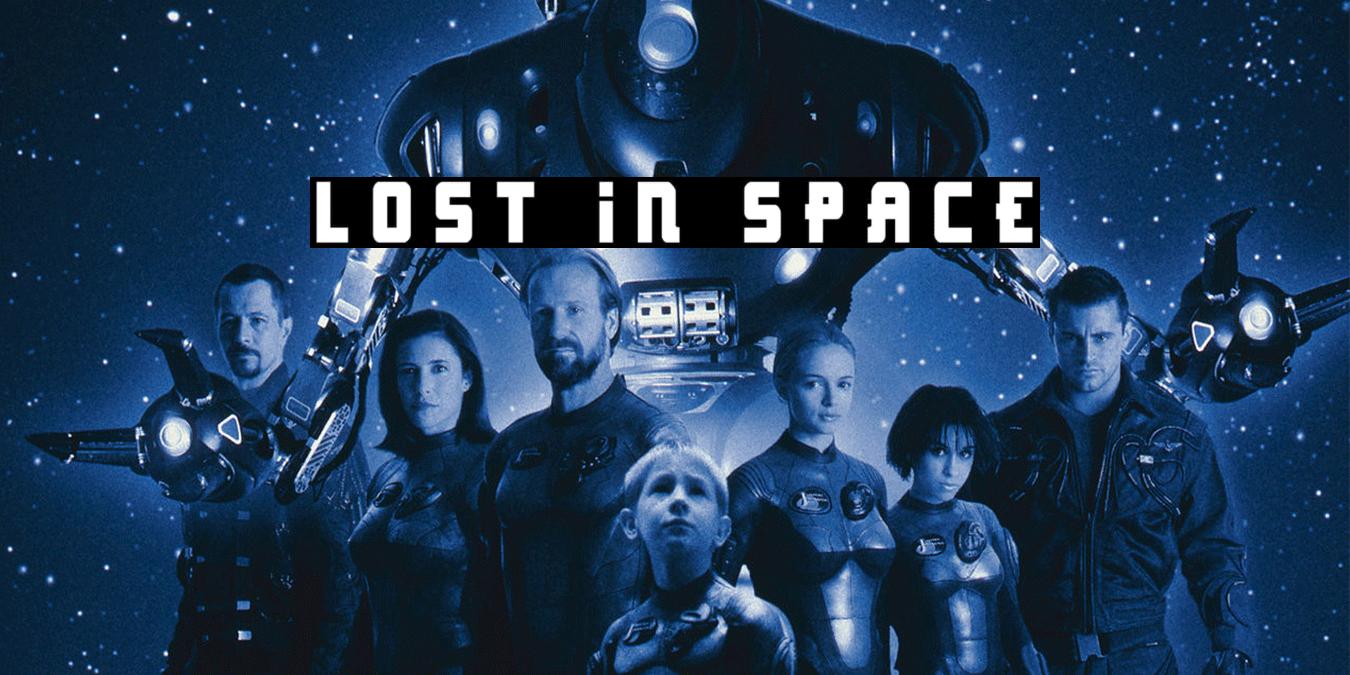Lost In Space Hakkında Bilinmesi Gerekenler