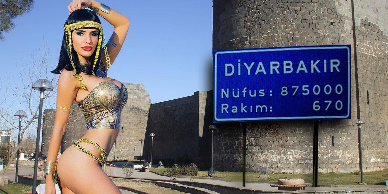 Elif Çelik: Playboy'a Soyunan Diyarbakırlı Güzel!