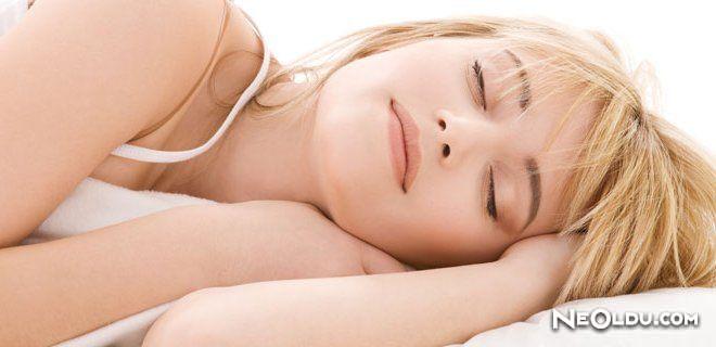 Kilo Vermenin En Kolay Hali: 'Uyumak'